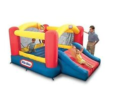 Bounce House Jump Slide Dry Bouncer Outdoor Inflatable Kids Jumper Moonwalk