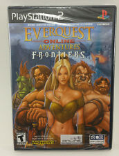 EverQuest Online Adventures: Frontiers (Sony PlayStation 2, 2003) FREE SHIPPING!