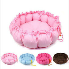 Big Pet Puppy Dog Cat Soft Pet Bed Sleeping Bag Warm Cushion Heart Pillow 5color
