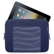 Belkin Grip Ergo Sleeve for iPads & Tablets - Indigo Blue Cover Bag Carrier New