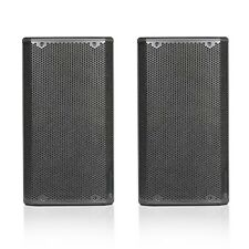 "2x dB Technologies Opera 10 1200W 10"" Active Powered 2-Way PA Speakers"