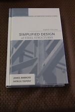 Simplified Design of Steel Structures (Parker/Ambrose Series of Simplified Desig