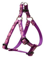 Lupine Rose Garden Step-In Small Dog Harness (1/2 Inch)