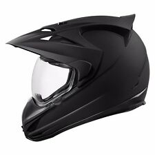 NEW ICON VARIANT RUBATONE MOTORCYCLE HELMET ADVENTURE DUAL SPORT ALL SIZE