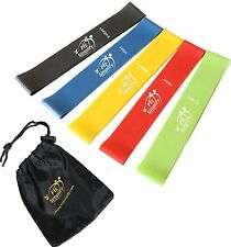 Best Resistance Loop Bands Exercise Bands Set Physical Therapy Bands Strong Body
