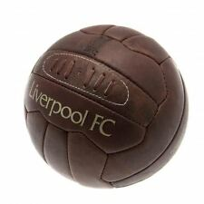 Liverpool FC Retro Heritage Football Soccer EPL Team Ball