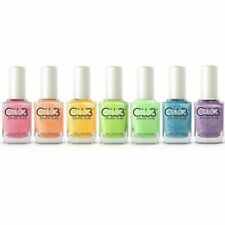 Color Club Nail Polish Poptastic Pastel Neon Collection Summer Hot AN20-AN37