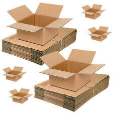 Heavy Duty Double Wall Removal Mailing Shipping Packing Storage Cardboard Boxes