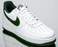 Nike Air Force 1 Low Retro AF1 mens lifestyle sneakers white green 845053-101