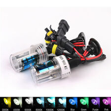2PCS Car Xenon HID Replacement 9006 35W/55W Bulbs Truck Lights Kits 3000K-12000K