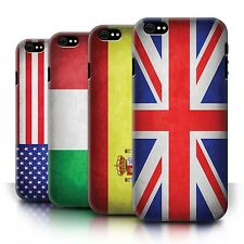 STUFF4 Back Case/Cover/Skin for Apple iPhone 6S/Flags