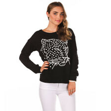 Just Add Sugar Panther Pullover Sweatshirt