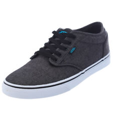 Vans Mens Atwood Shoes in Black