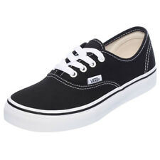 Vans Girls Authentic Shoes in Black