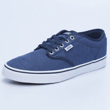 Vans Mens Atwood Distress Shoes  in Blue