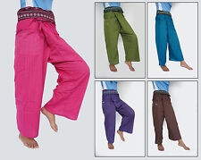 Traditional Northern Thai Pants Unisex Comfortable Asia Culture Casual Clothing