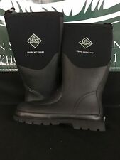 Muck Boot Co. Chore Met Guard ST Tall Black Men Women Sizes CHS-META BRAND NEW