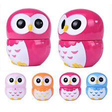 Owlet Kitchen Timer Cook 60 Min 1 Hour Red Blue Green Cute Owl
