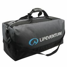Life Venture Expedition Duffle Holdall Bag Charcoal Bag Carryall