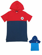 Converse Boys Jersey Hoodie/Hoody T-Shirt All Star Ages 8 Years - 15 Years