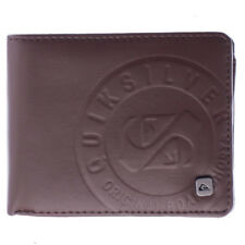 Quiksilver Connect Wallet  in Brown