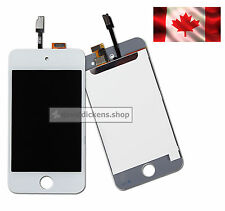 White iPod Touch 4 4th LCD Digitizer Gen Glass Touch Screen Assembly Display CA