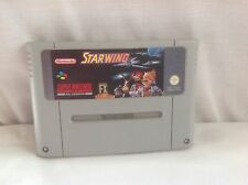 Starwing for Super Nintendo SNES (cart only)