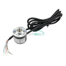360/600P/R Photoelectric Incremental Rotary Encoder 5V-24V AB Two Phases Shaft M