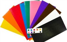 Circle Dot Stickers, 1/4 Inch Round, Labels on Sheets, 30 Colors to Choose From