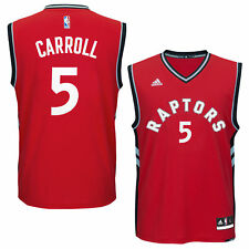 DeMarre Carroll Toronto Raptors NBA Swingman Replica Jersey - Red