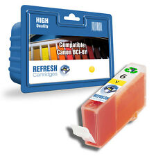 COMPATIBLE CANON BCI-6Y YELLOW PRINTER INK CARTRIDGE / CANON BCI-6 RANGE