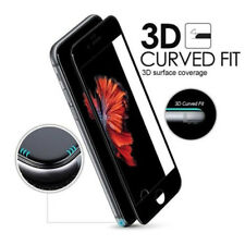 3D Full Coverage Tempered Glass Screen Protector for iPhone 7 7 Plus US Stock