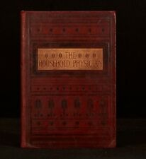 c1900 The Household Physician Second Edition Salesman's Copy Talwin Morris
