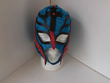 Rey Mysterio Replica wrestling Mask WWE Wrestler  Fancy-dress mexican B/P