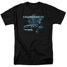 HUMMER H2 BLOCK LOGO Officially Licensed Men's Graphic Tee Shirt SM-5XL