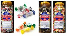 1KG & 2K Kingsway Wrapped Suger Free Toffee Chewy Candy Wedding Sweets Party