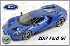 1:18 Scale 2017 Ford GT Diecast Maisto Special Edition Model NEW
