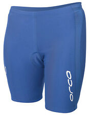 ORCA RACE TRIATHLON PANT - WOMEN, BLUE, NEW! Reg $80