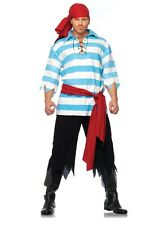 New Pillaging Pirate Halloween Costume Men Outfit