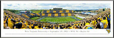 West Virginia Mountaineers Panoramic Milan Puskar Stadium Photo NEW