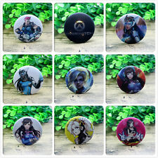 Game characters Button Badge Pin Brooch Collection Badge for Overwatch OW