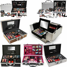 Technic &  Cosmetic Vanity Case Beauty Gift Set MakeUp Carry Box Gift New