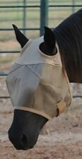 Cashel Horse Fly Mask no Without Ears or Nose barn pasture econo ALL SIZES