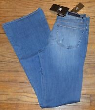 Rock & Republic Flare Jeans Karli Denim Jean Low Rise Slim Hip Thigh Flare Jean