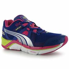 Puma Faas 1000 Womens Running Shoes Trainers Purple/Blue Jogging Sneakers