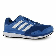 Adidas Duramo 7 Running Shoes Mens Blue/Blue/White Fitness Trainers Sneakers