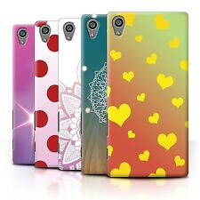 STUFF4 Back Case/Cover/Skin for Sony Xperia Z5/5.2/Ombre Pattern