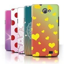 STUFF4 Back Case/Cover/Skin for Samsung Galaxy R/I9103/Ombre Pattern