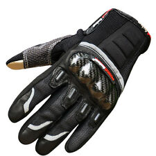Carbon Fiber Military Tactical Full Finger Gloves Touch Molible Outdoor Gloves