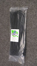 CABLE TIES 200 X 4.8 MM NYLON BLACK PACK OF 100  FOR ELECTRICAL FOR TRADE USE.